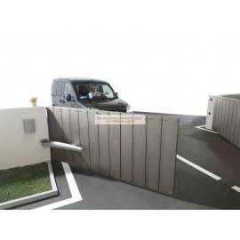 Motorisation portail Mhouse WG20S