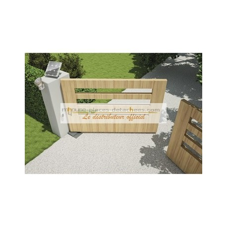 motorisation portail mhouse wu200s. Black Bedroom Furniture Sets. Home Design Ideas