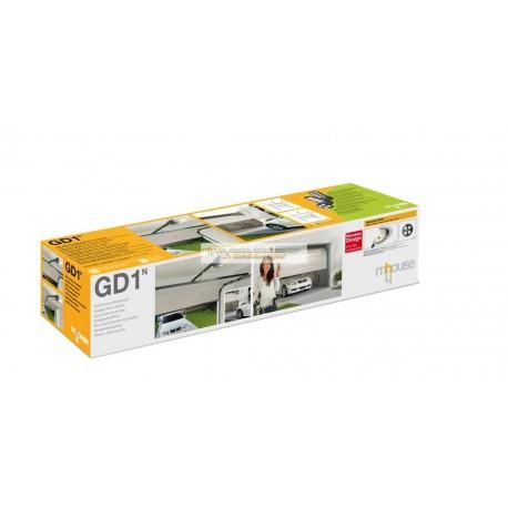 Motorisation porte de garage mhouse gd1n for Motorisation pour garage