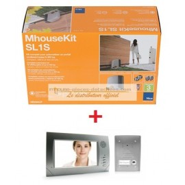 Pack Promo Mhouse SL1S + visiophone