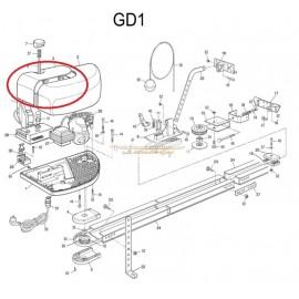 Capot de GD1 et GD10