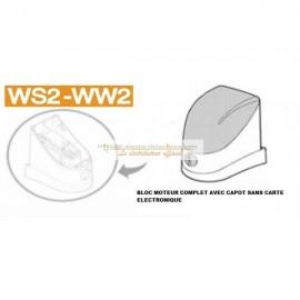 Mhouse WS2 WW2 Bloc moteur complet ws1