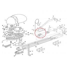 Mhouse GD0C Chariot de remplacement pour chaine