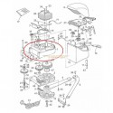 Mhouse BMG0993.45673 Support haut moteur