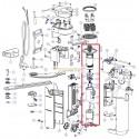 Mhouse WT2 WT2S Ensemble motoréducteur