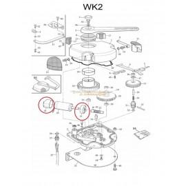 Ensemble Plastiques Motoréducteur WK2