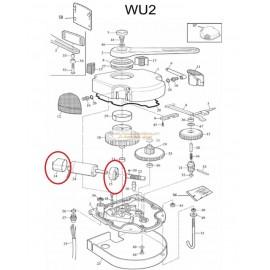 Ensemble Plastiques Motoréducteur WU2-WU2S