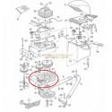 Mhouse BMG0994.45672 Support bas moteur