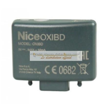 NICE OXI BD Récepteur radio Bi-directionnelle