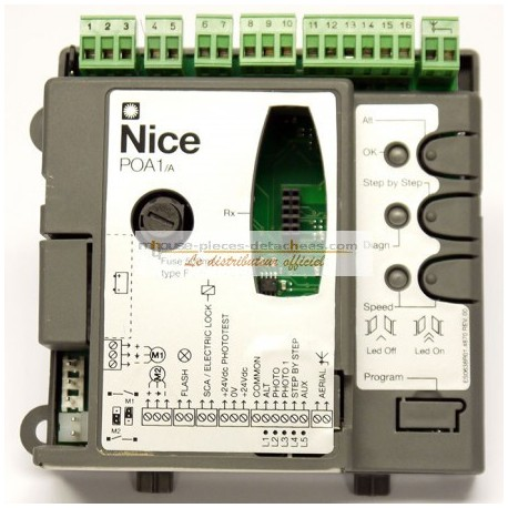 NICE Logique de commande POA1/A pour Nice PopKit
