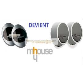 Mhouse Cellules infrarouge de sécurité PH1 devient PH100