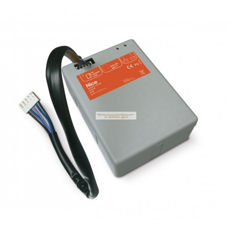 Batterie Nice Home PR100
